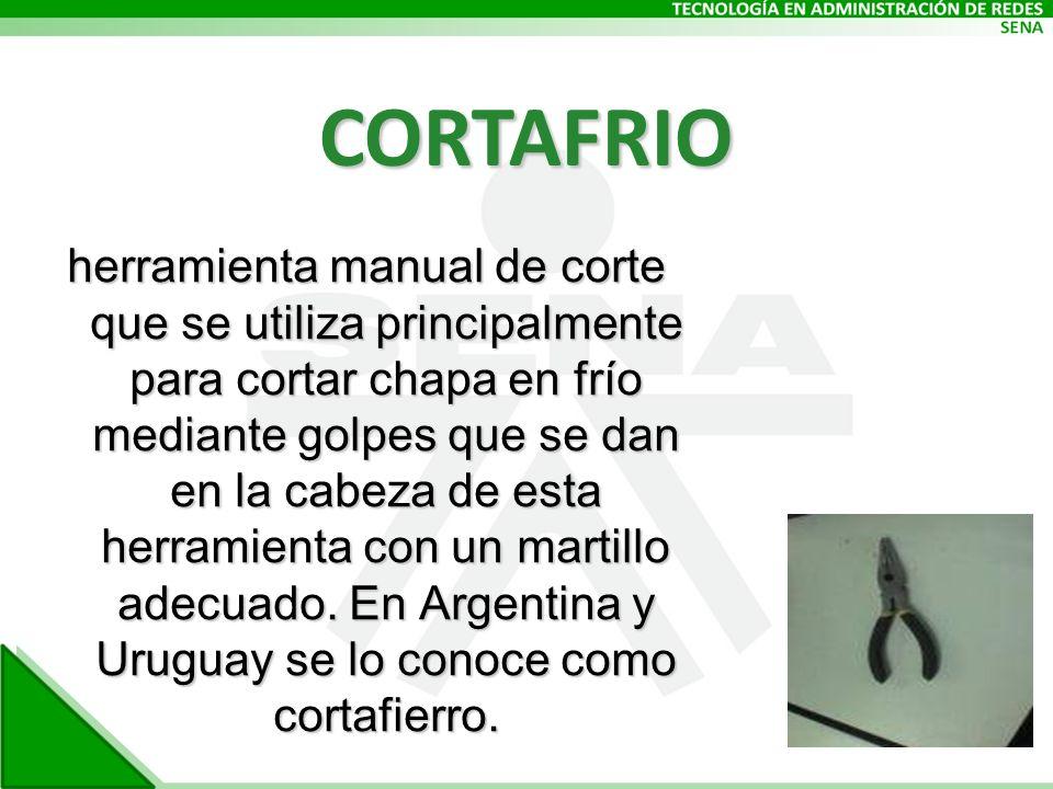 CORTAFRIO