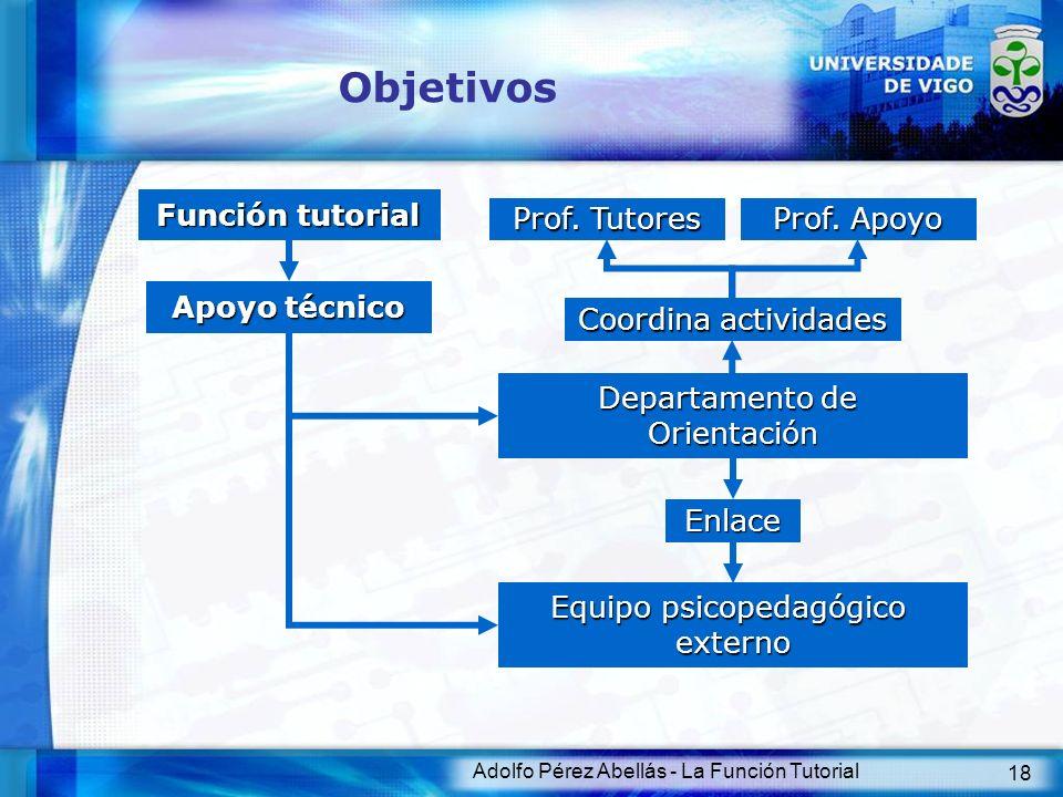Equipo psicopedagógico