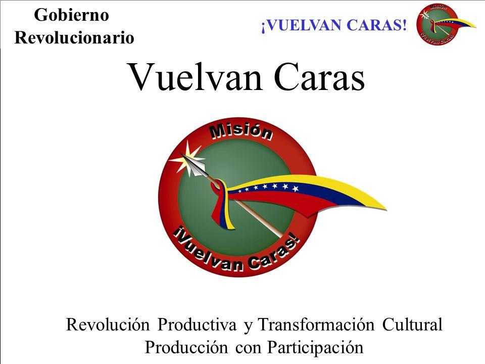 Vuelvan Caras Gobierno Revolucionario