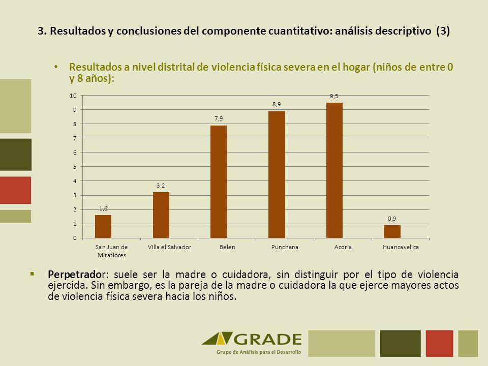 3. Resultados y conclusiones del componente cuantitativo: análisis descriptivo (3)