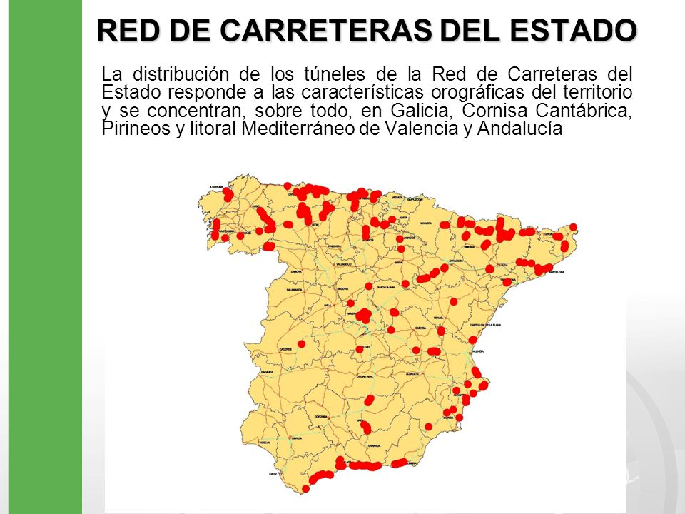 RED DE CARRETERAS DEL ESTADO