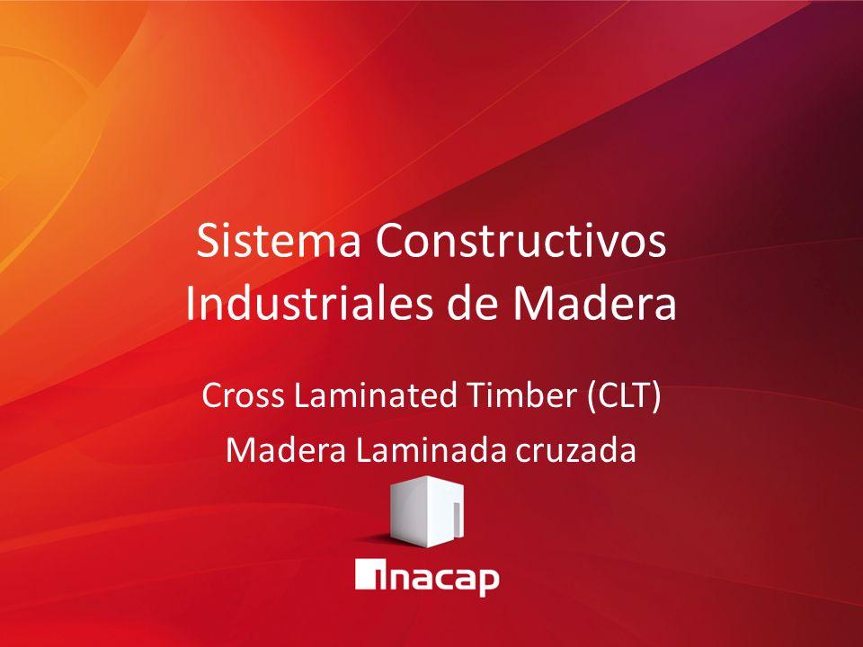 Sistema Constructivos Industriales de Madera