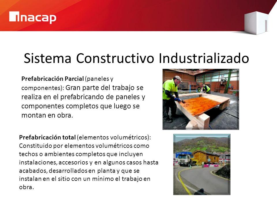 Sistema Constructivo Industrializado