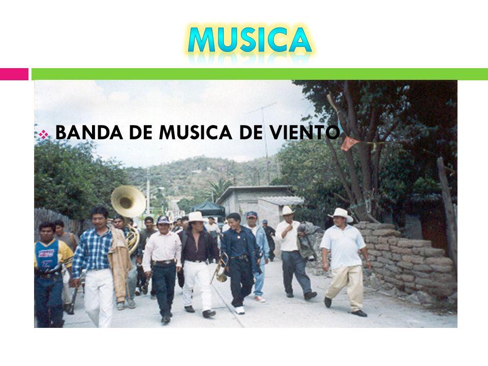 MUSICA BANDA DE MUSICA DE VIENTO