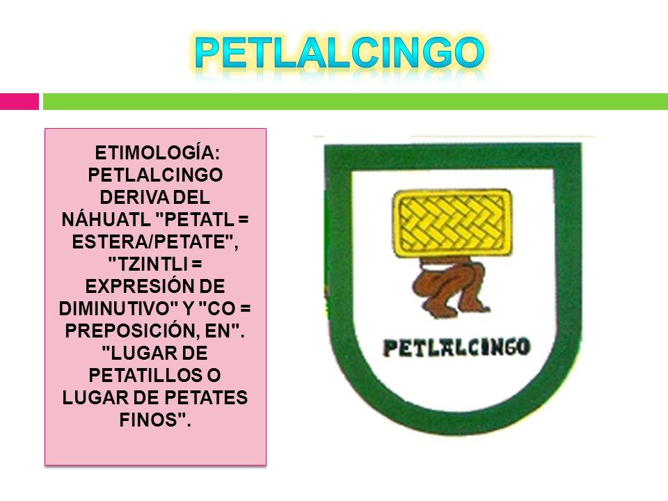 PETLALCINGO