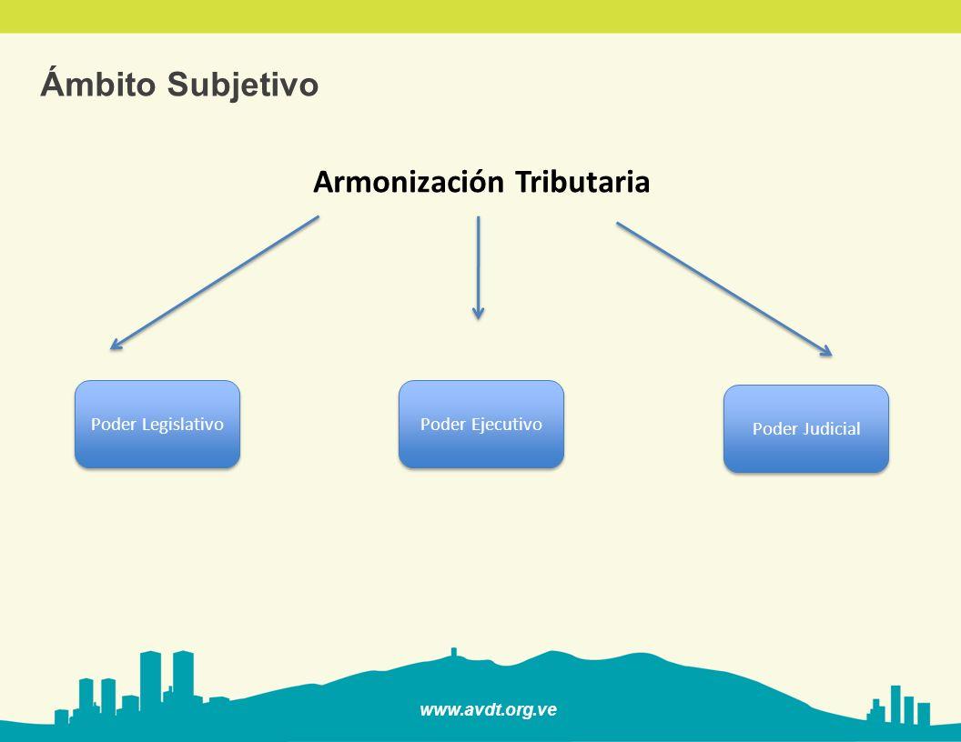 Armonización Tributaria