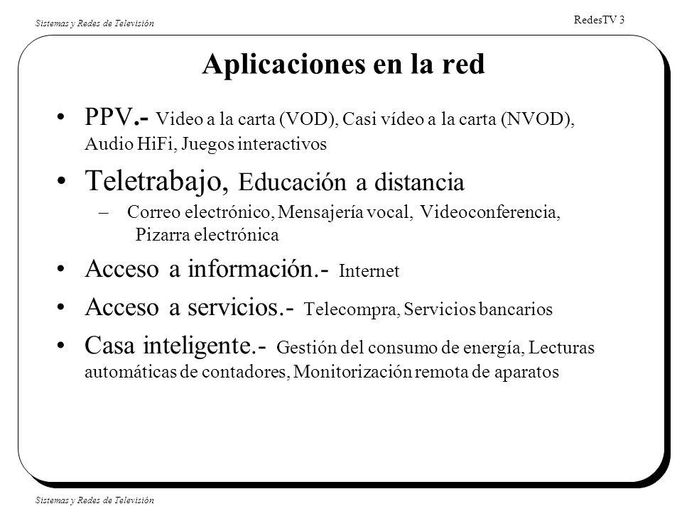 Teletrabajo, Educación a distancia