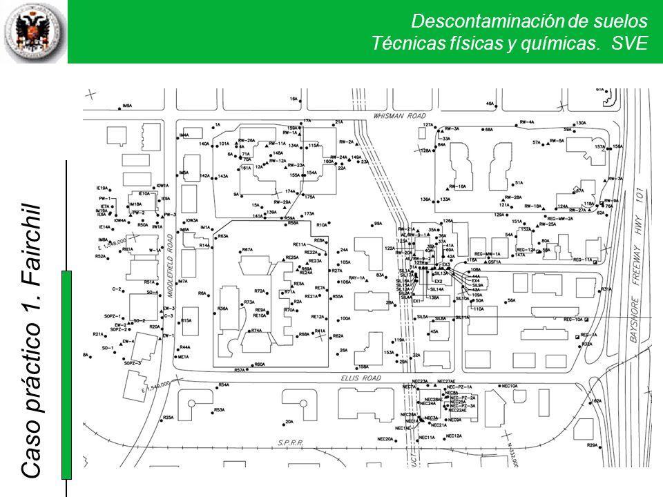 Primer análisis detallado de la gravedad de la contaminación mediante la construcción de numerosos pozos de muestreo.