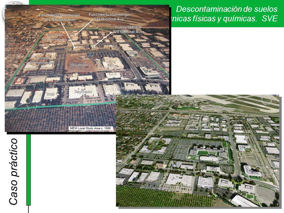 Como resultado de las labores de remediación, que implicaron la demolición de muchos edificios, la zona sufrió una profunda transformación.