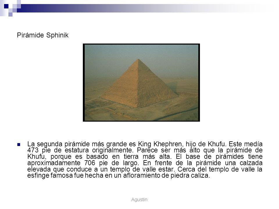 Pirámide Sphinik