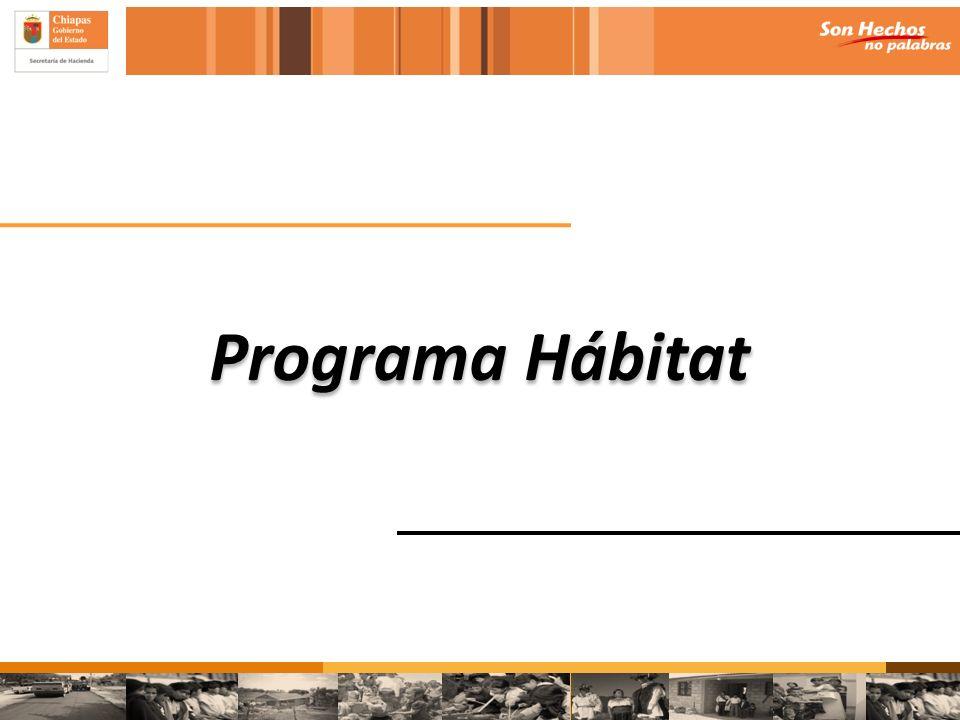 Programa Hábitat