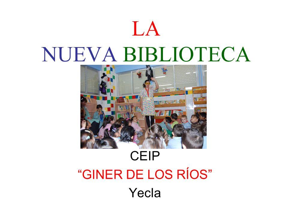 CEIP GINER DE LOS RÍOS Yecla