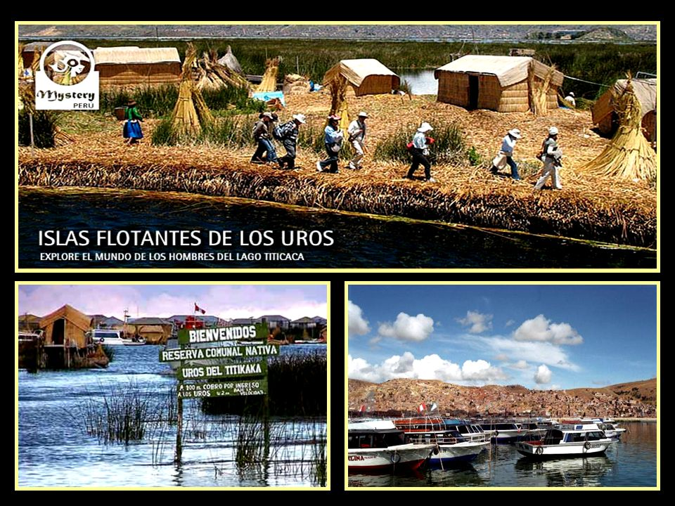 En la región andina y aún a escala del continente sudamericano, los Uros constituyen un verdadero enigma a la vez histórico y etnológico. Casi extintos en nuestros días, en el Siglo XVI ocupaban una región excepcionalmente vasta a lo largo del eje acuático que atraviesa el altiplano