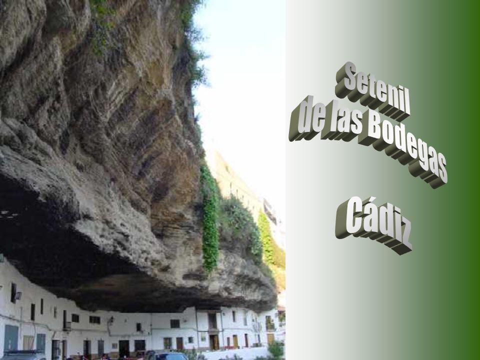 Setenil de las Bodegas Cádiz