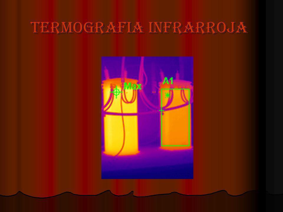 TERMOGRAFIA INFRARROJA