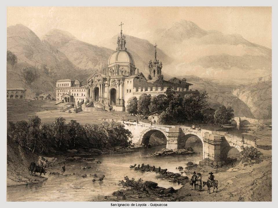 San Ignacio de Loyola - Guipuzcoa