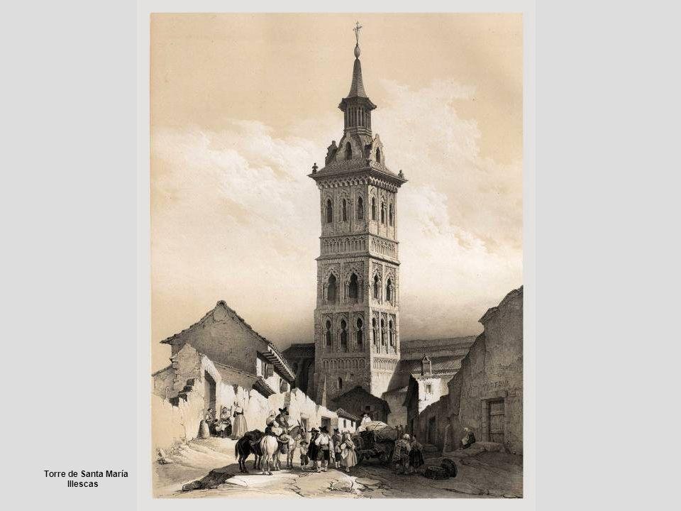 Torre de Santa María Illescas