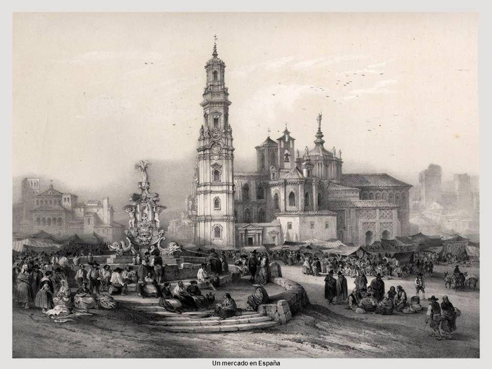 Un mercado en España