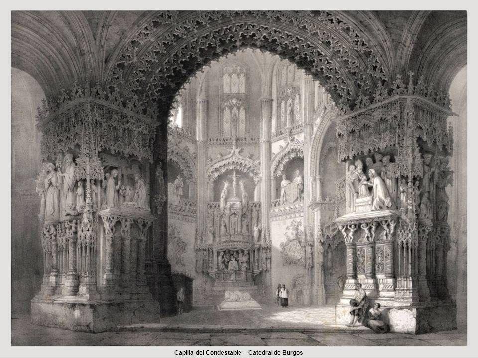 Capilla del Condestable – Catedral de Burgos