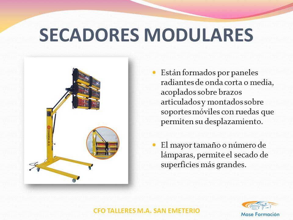 SECADORES MODULARES