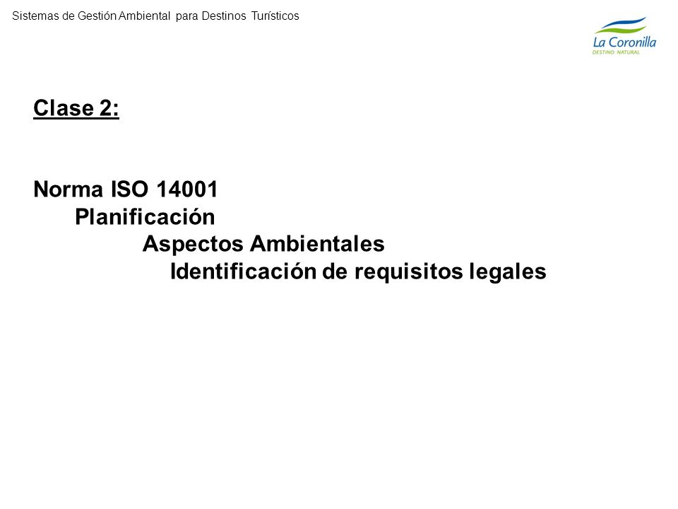 Identificación de requisitos legales
