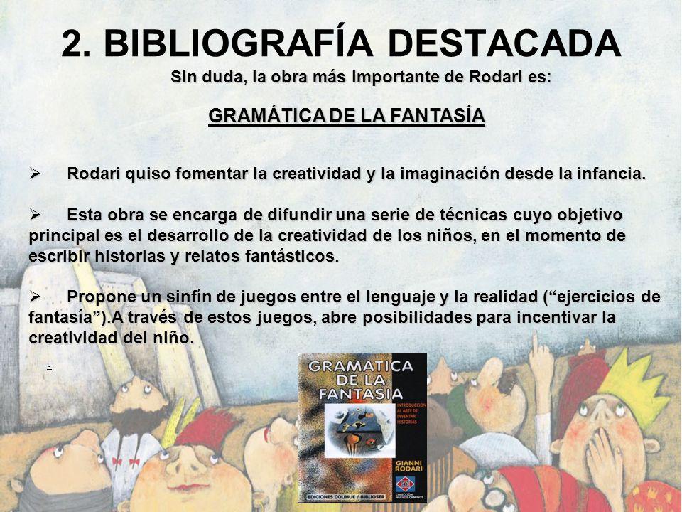 2. BIBLIOGRAFÍA DESTACADA