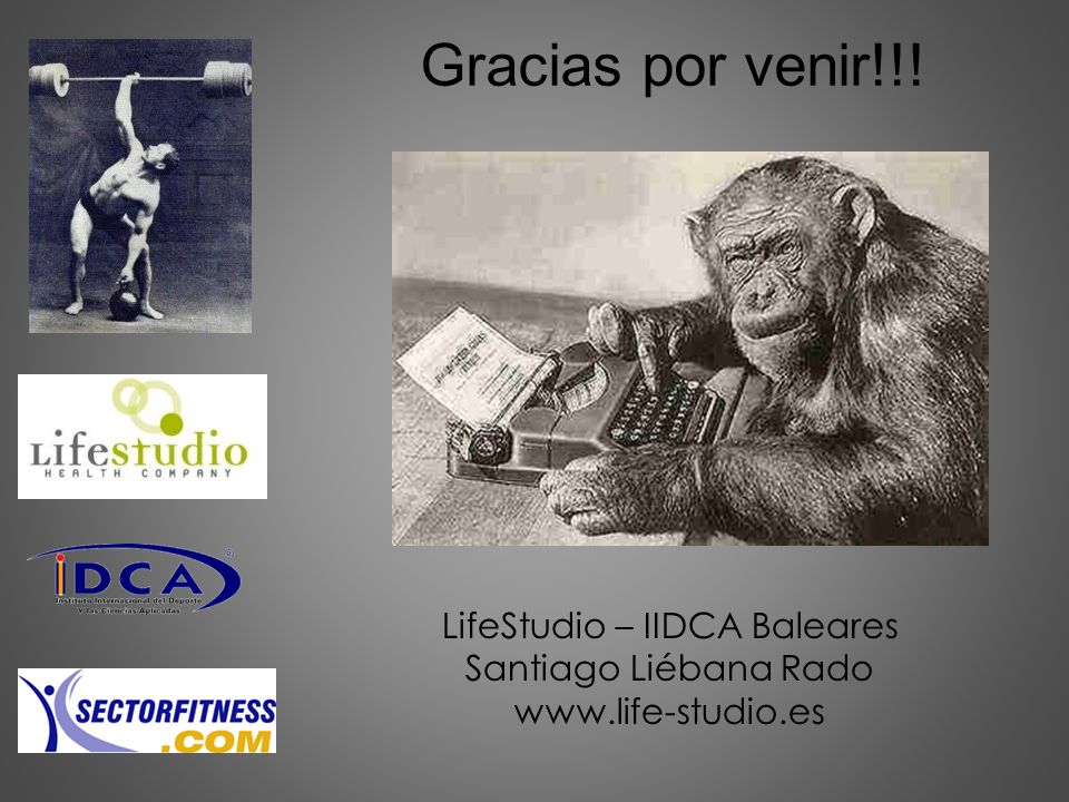 LifeStudio – IIDCA Baleares
