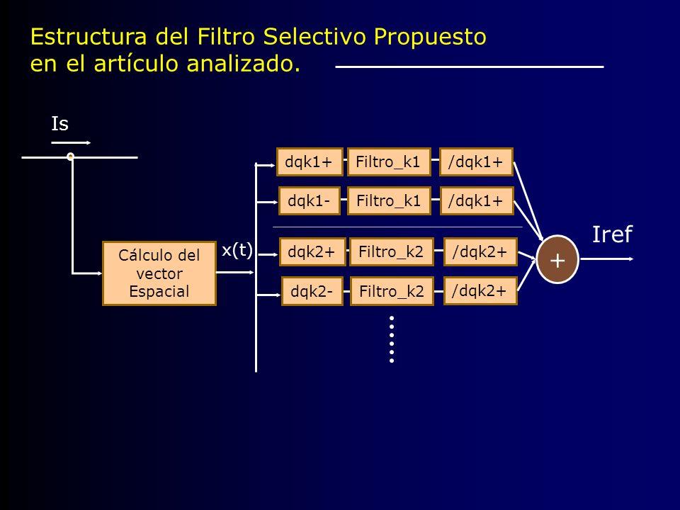 Cálculo del vector Espacial