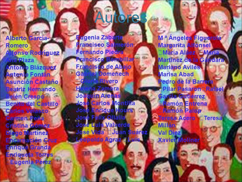 Autores Alberto García-Romero Alfonso Rodríguez Ana Plaza