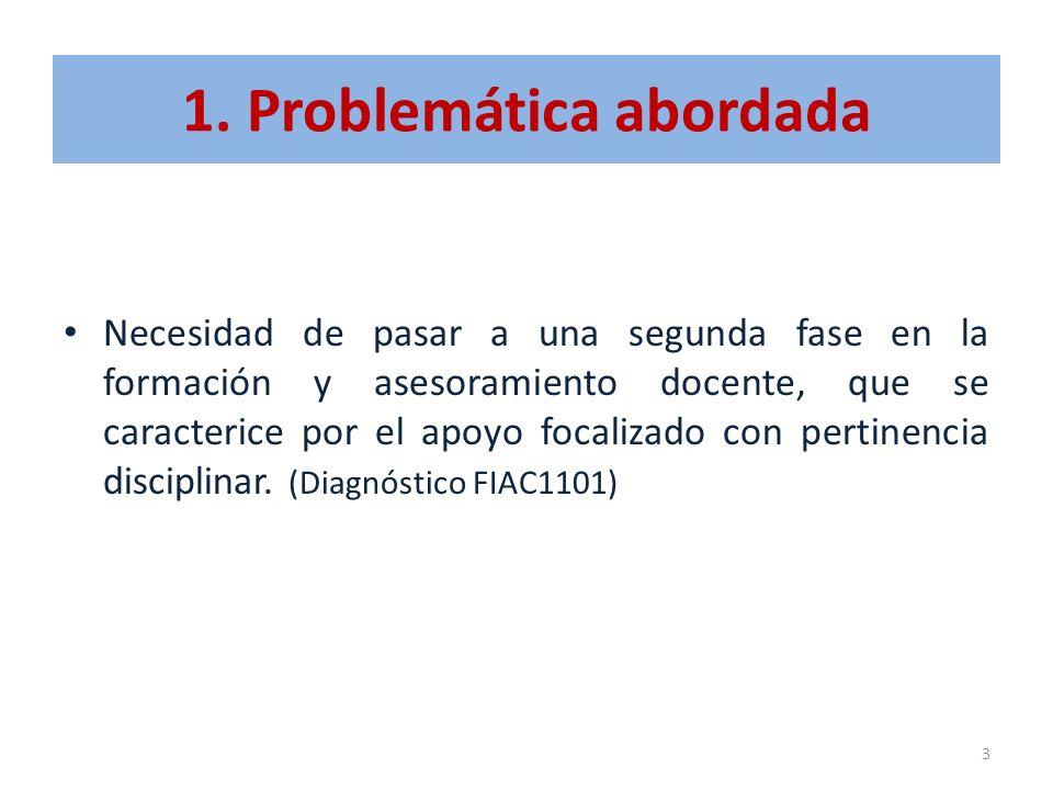 1. Problemática abordada