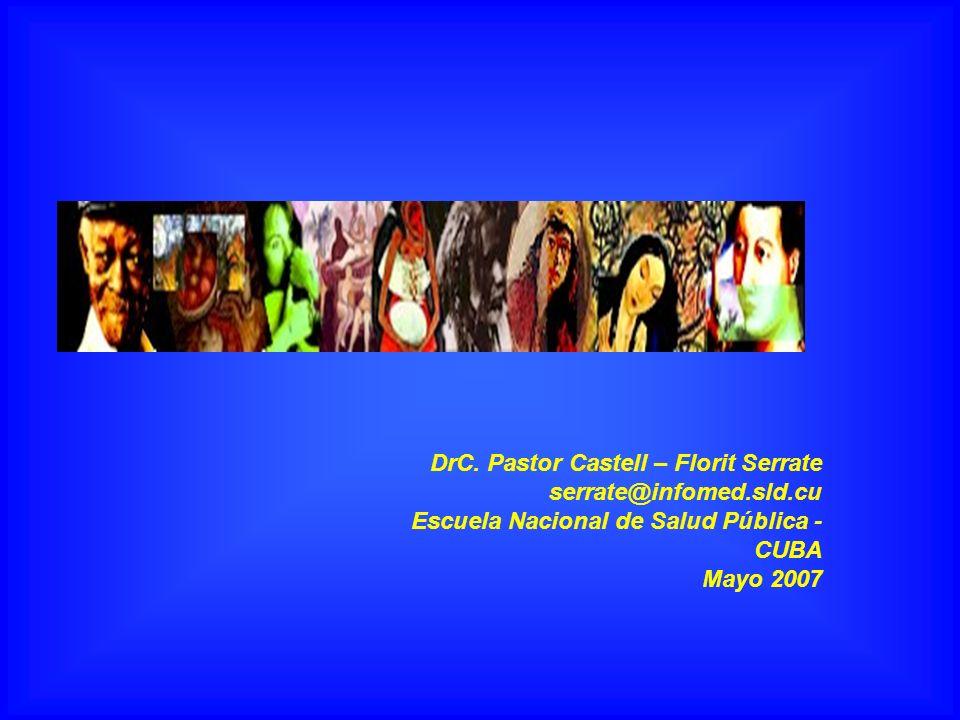 DrC. Pastor Castell – Florit Serrate