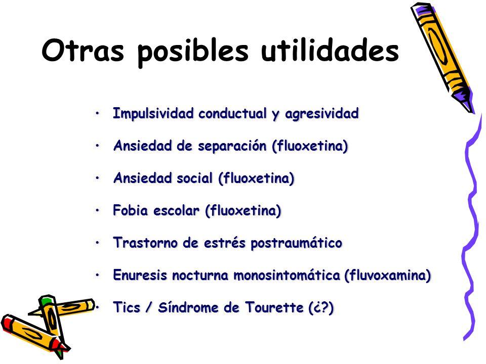 Otras posibles utilidades