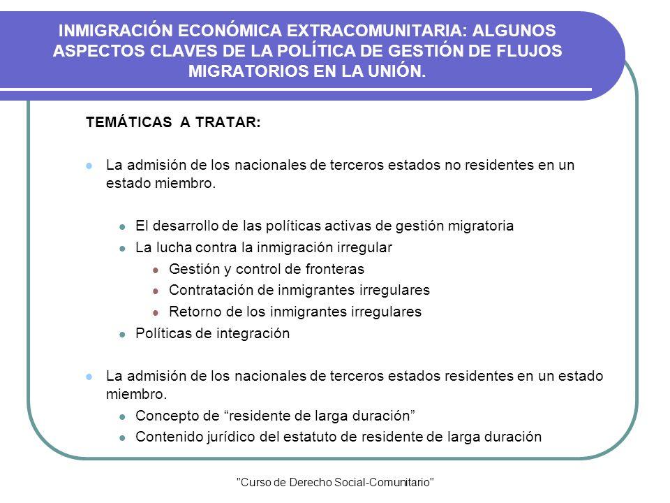 Curso de Derecho Social-Comunitario