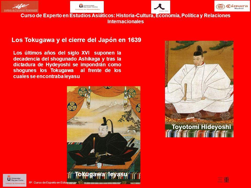 Los Tokugawa y el cierre del Japón en 1639