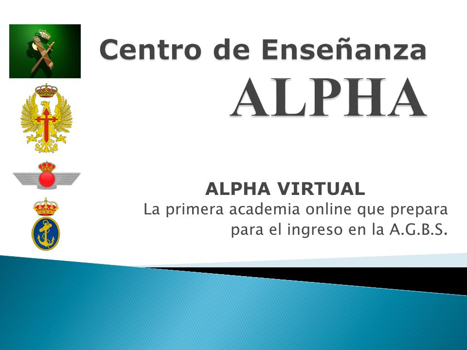 Centro de Enseñanza ALPHA