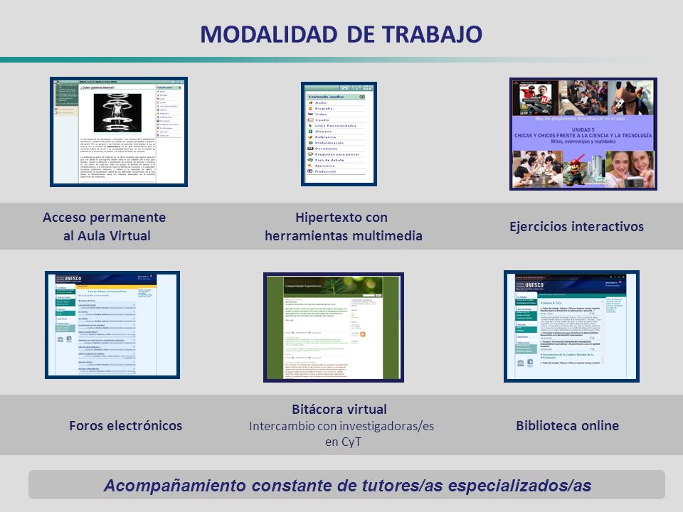 herramientas multimedia Ejercicios interactivos
