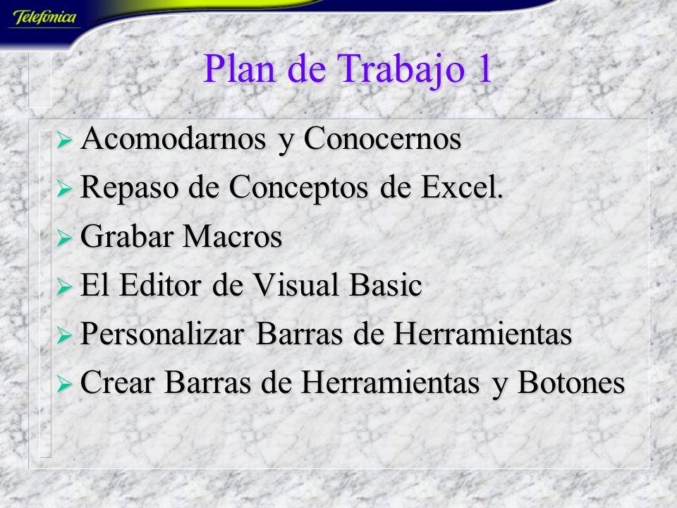 Plan de Trabajo 1 Acomodarnos y Conocernos