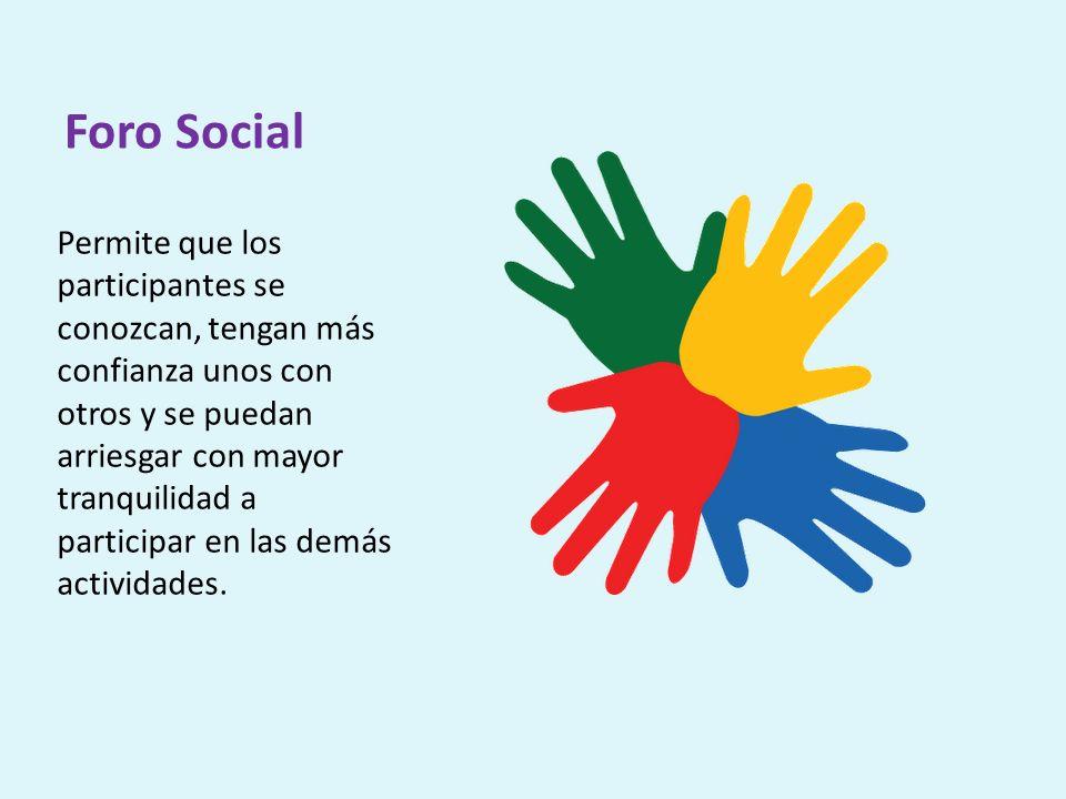 Foro Social
