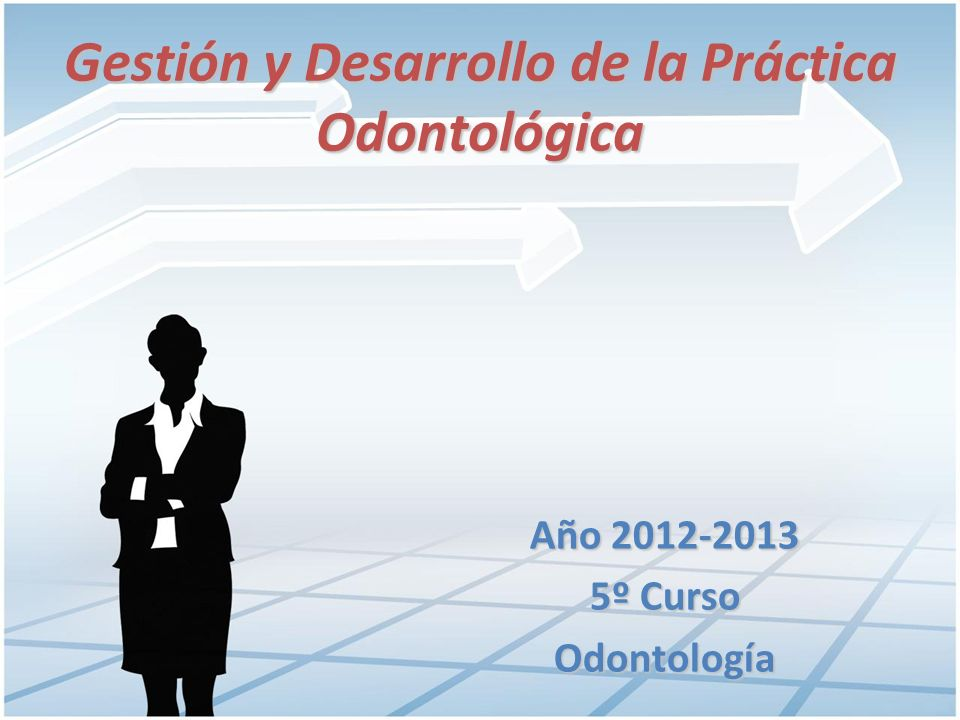 Gestión y Desarrollo de la Práctica Odontológica