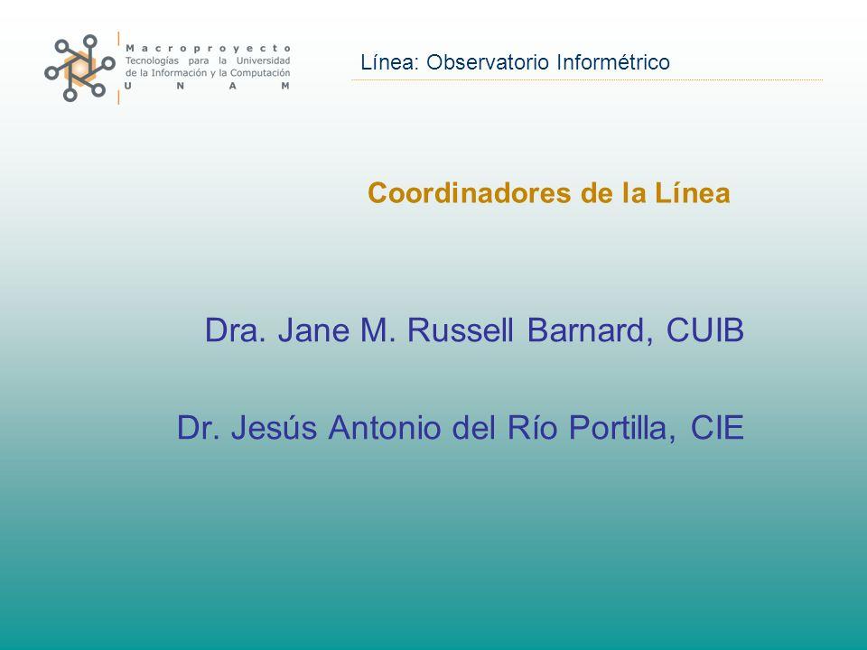 Coordinadores de la Línea