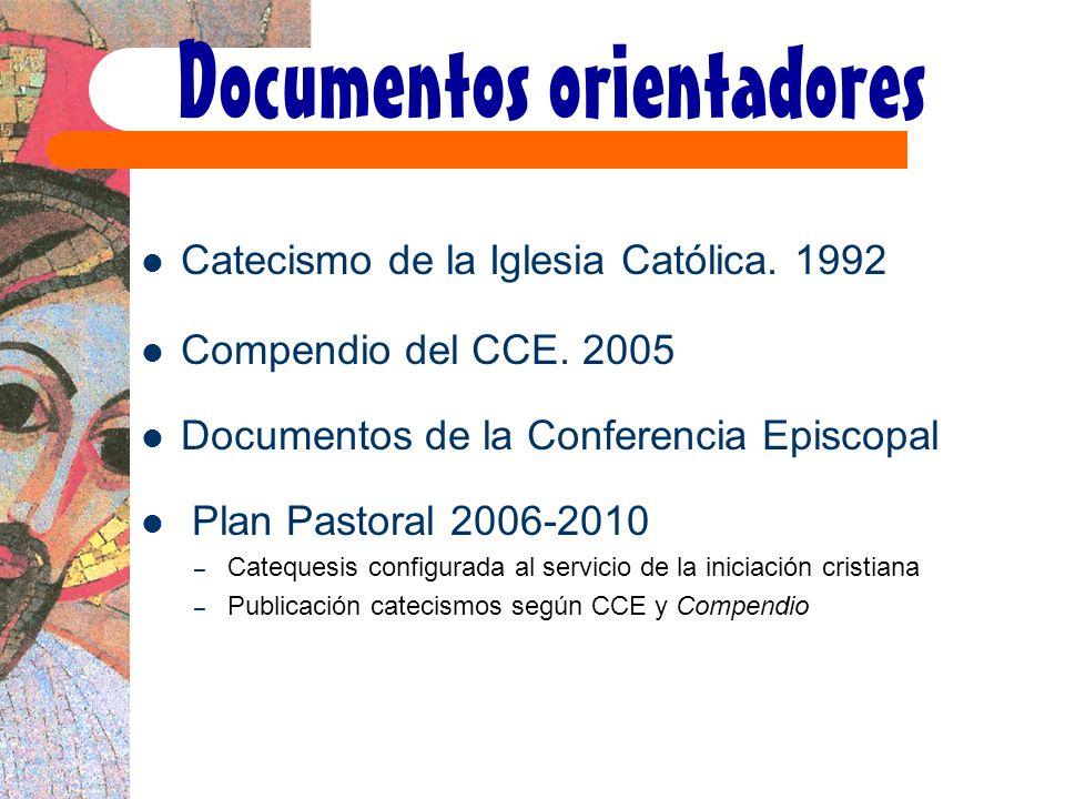 Documentos orientadores