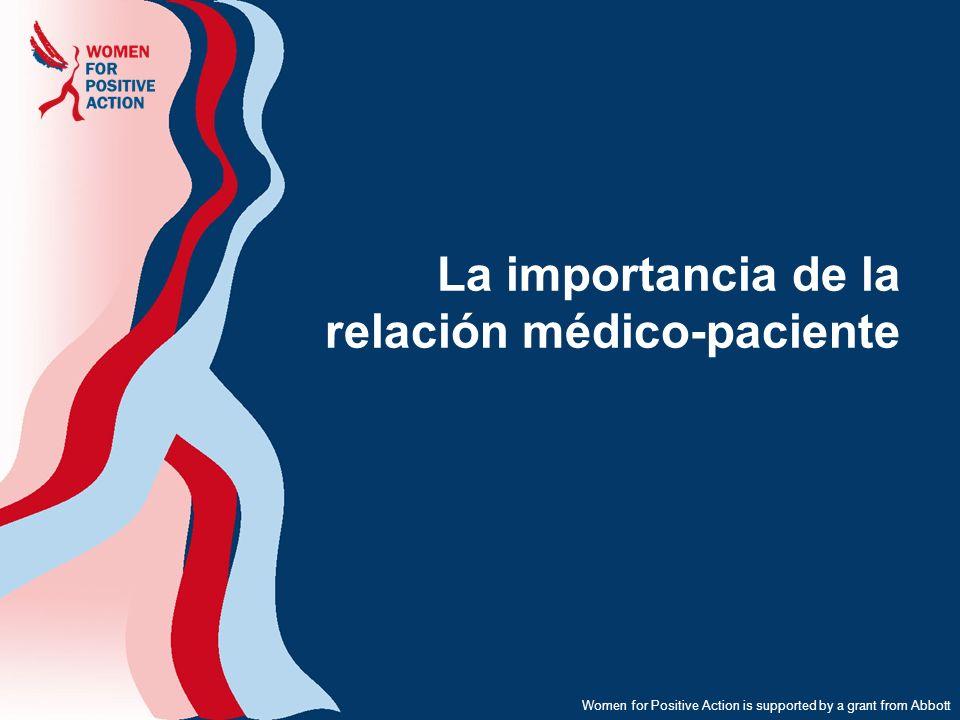 La importancia de la relación médico-paciente