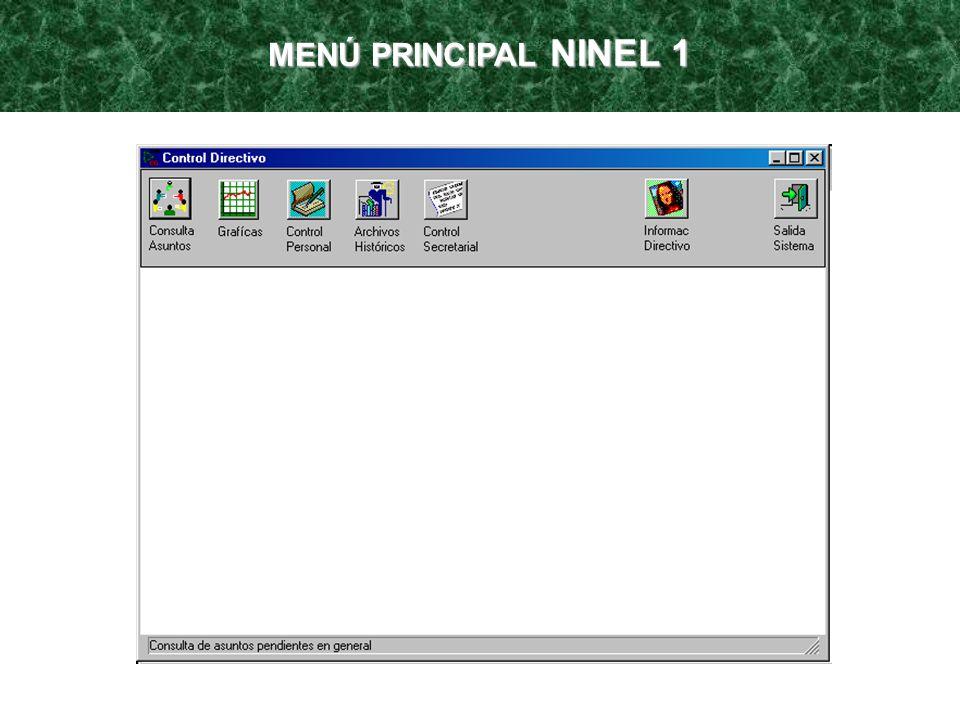 MENÚ PRINCIPAL NINEL 1