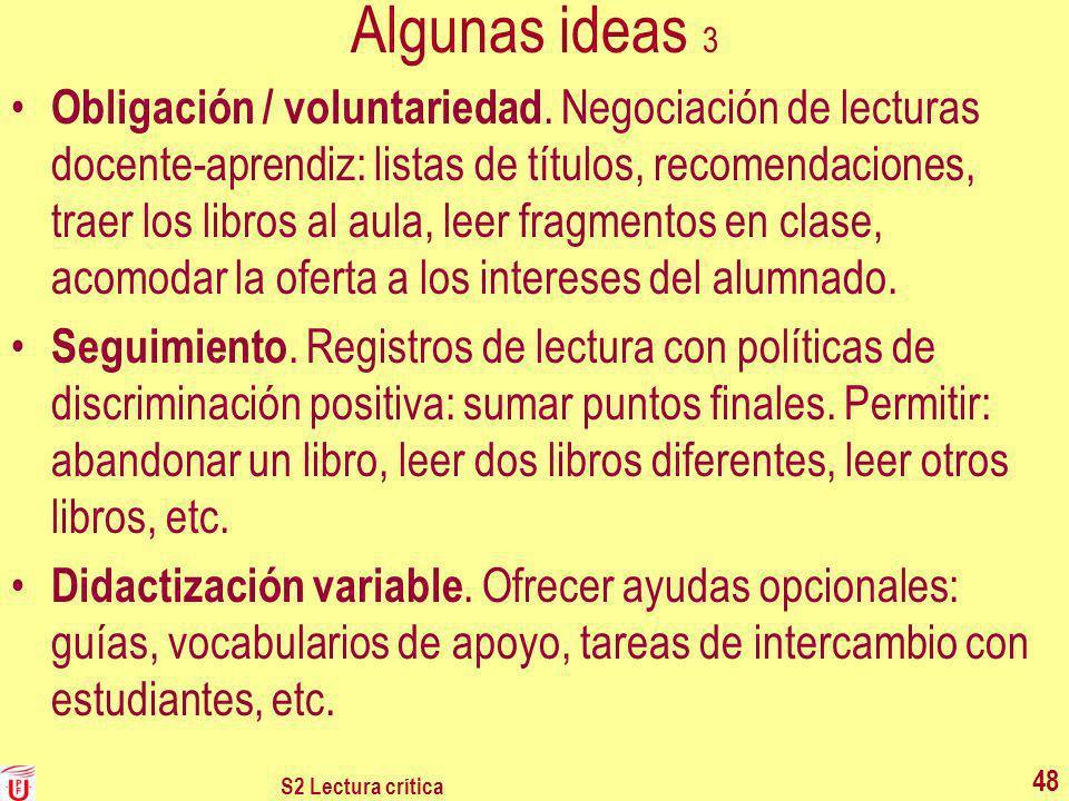 Algunas ideas 3