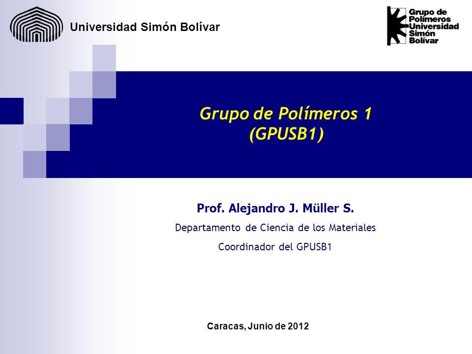 Grupo de Polímeros 1 (GPUSB1)