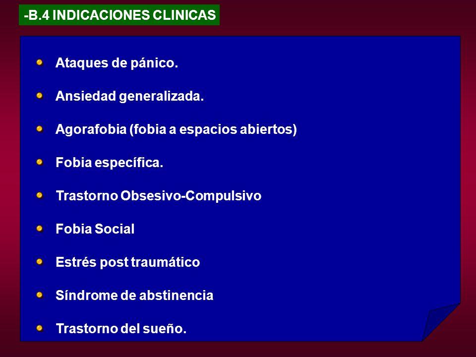 -B.4 INDICACIONES CLINICAS