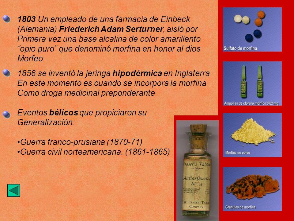 1803 Un empleado de una farmacia de Einbeck