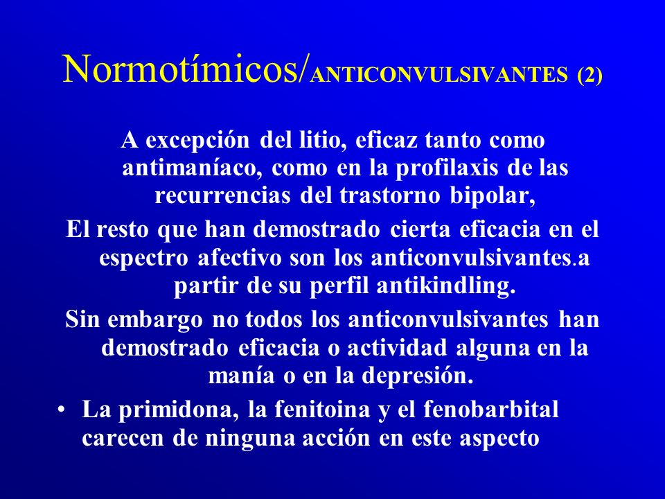 Normotímicos/ANTICONVULSIVANTES (2)