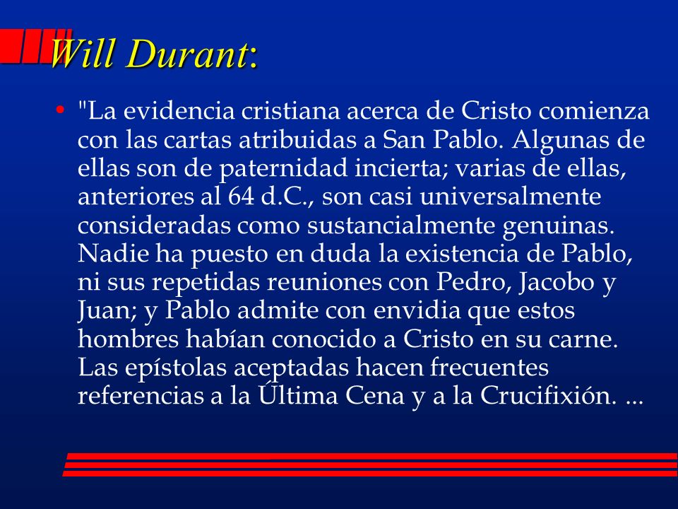 Will Durant:
