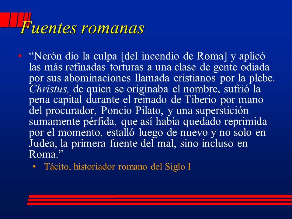 Fuentes romanas